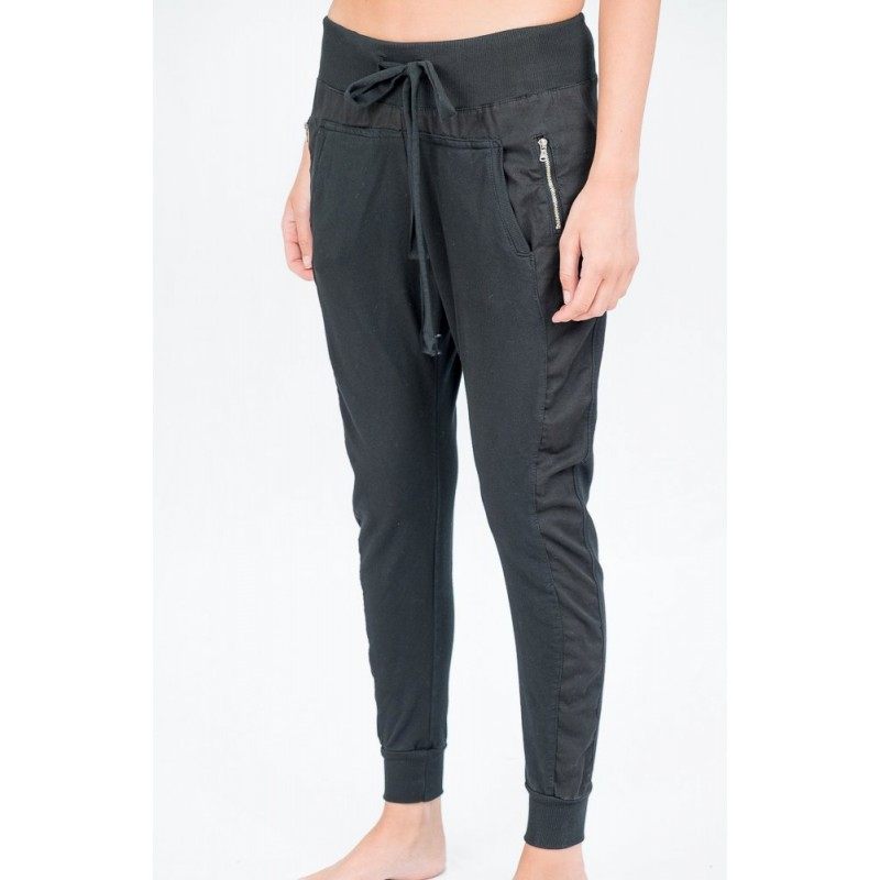 The Ultimate Joggers- by Suzy D London - CHARCOAL